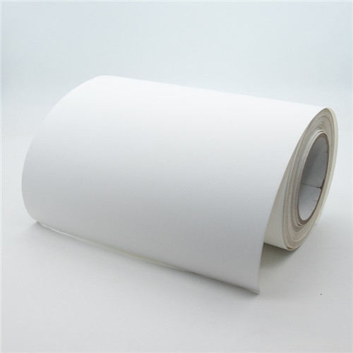 Inkjet Printing Waterproof Matt PP Synthetic Paper