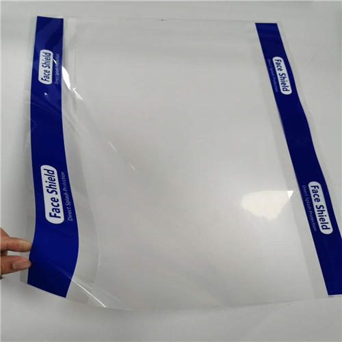 0.25mm Anti-fog PET Sheet For disposable Face Shield