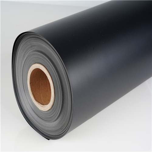 black Plastic HIPS PS Sheet Polystyrene Sheet Rolls For Vacuum Forming
