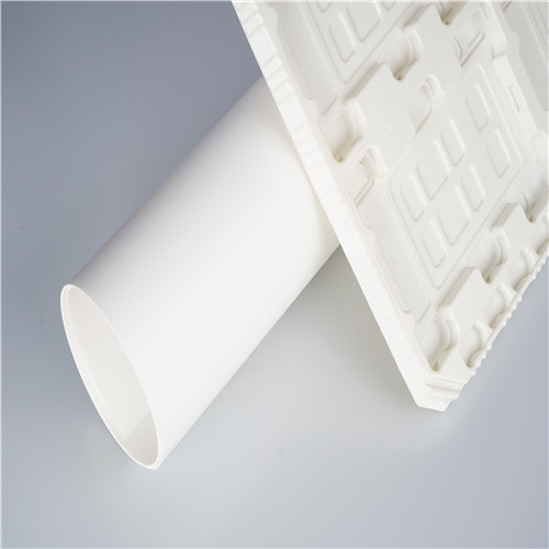 ESD Polystyrene HIPS plastic sheet for thermoforming tray