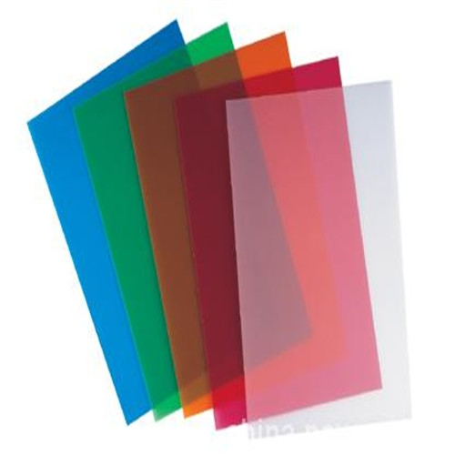 0.5mm Colour Polypropylene embossing PP Plastic Sheet