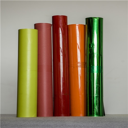 Rigid Transparent Color PVC Plastic Sheet