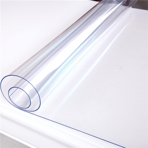 Flexible transparent soft pvc plastic sheet