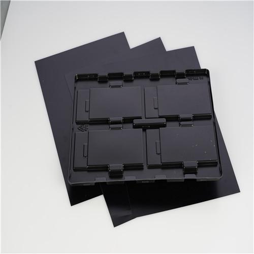 conductive black polystyrene PS sheet