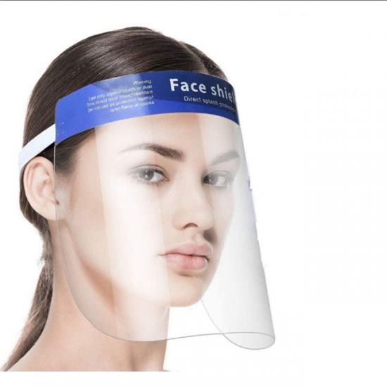 Transparent Anti Fog Clear PET Sheet For face Shield
